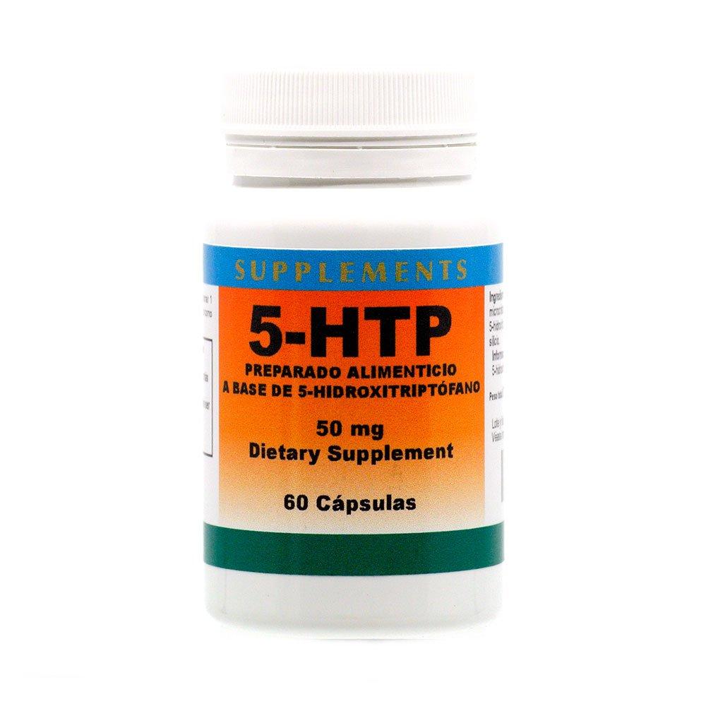 5 HTP (L-5 Hidroxitriptófano) 50 mg