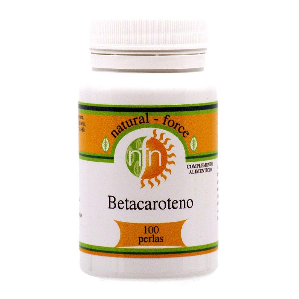 Betacaroteno / Pro-Vitamina A 25.000 U.I.