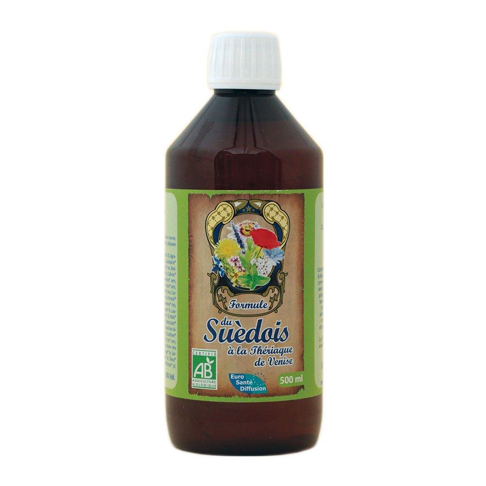 Bitter sueco a la fórmula veneciana 500 ml