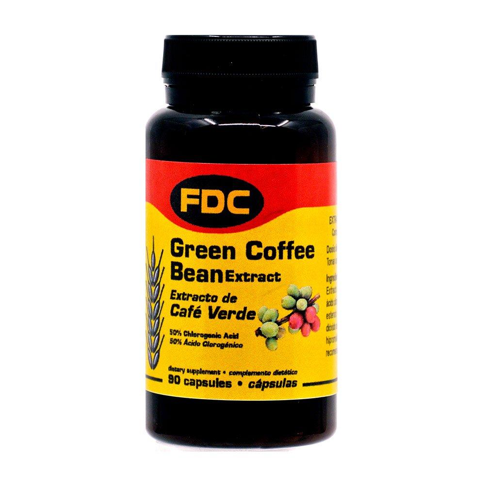 Café verde 400 mg