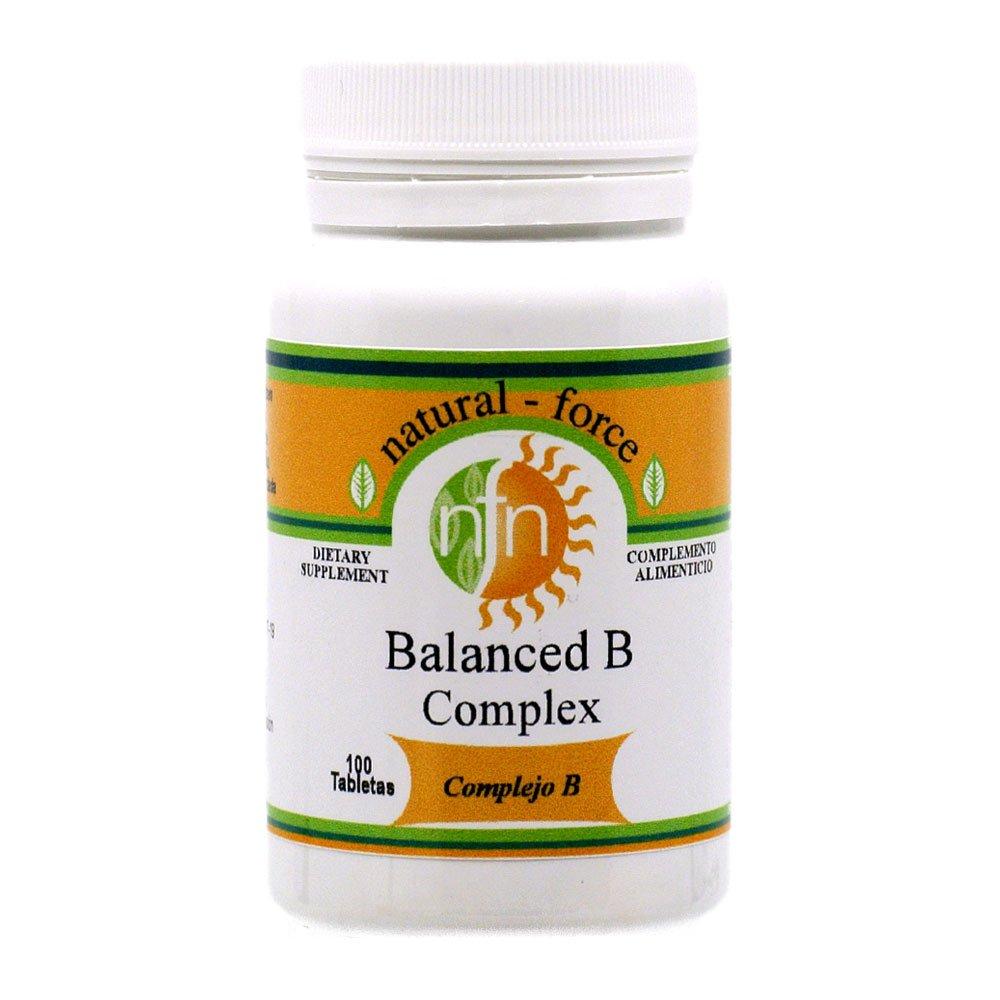 Complex B fórmula balanceada