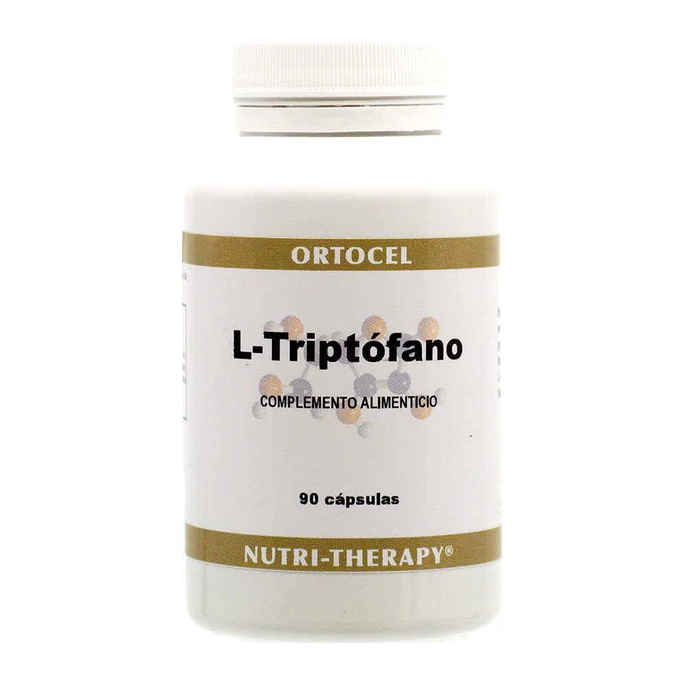 L-Triptófano 500 mg