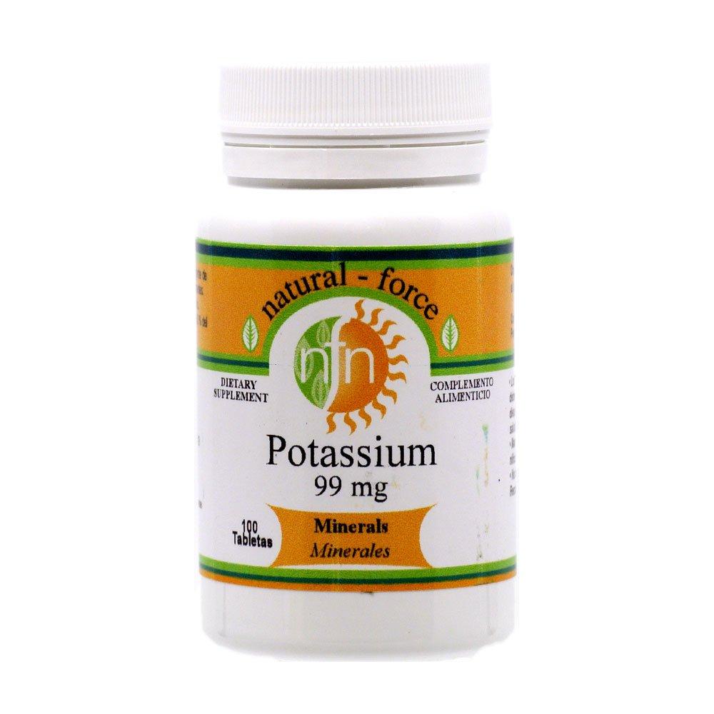Potasio 99 mg