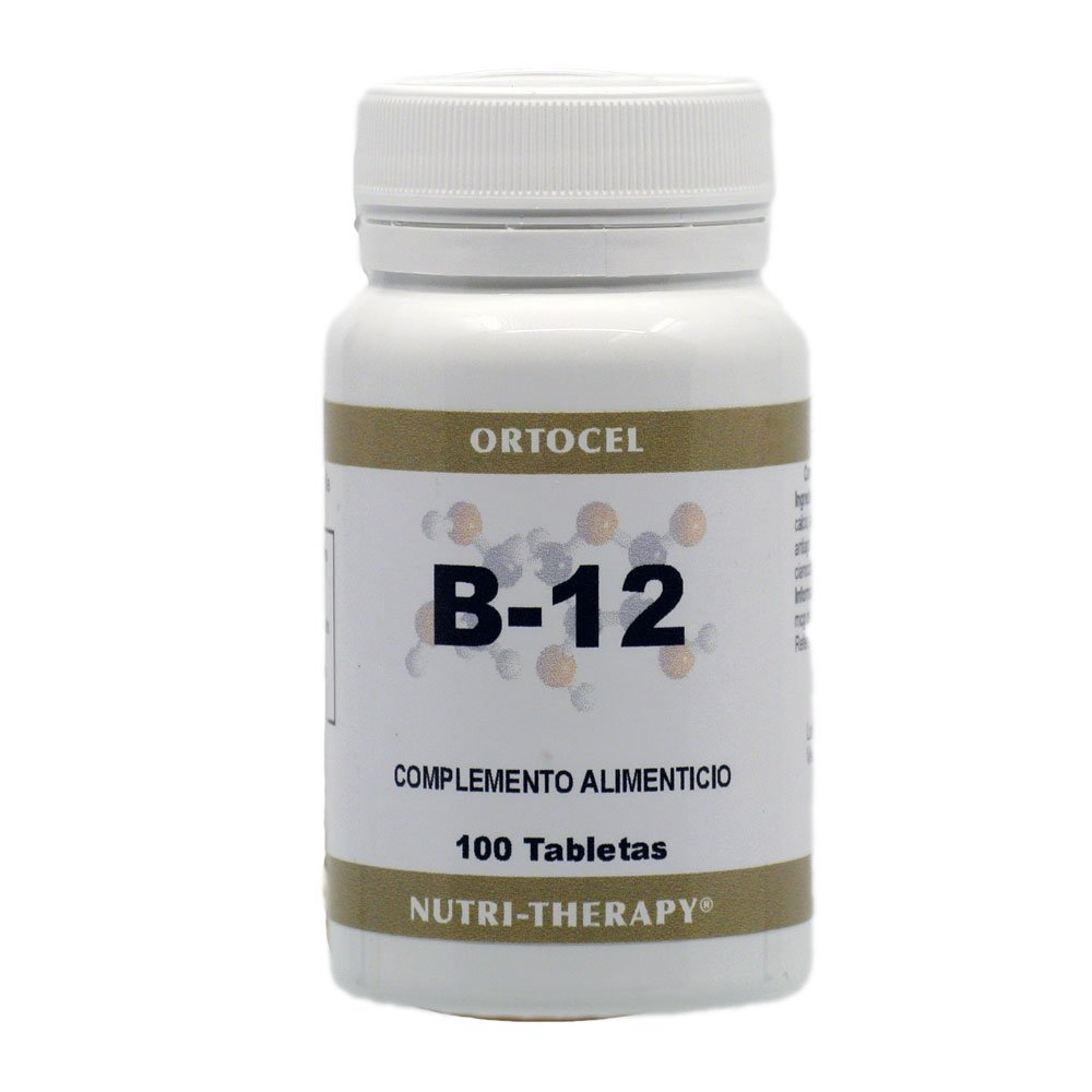 Vitamina B-12 500 mcg