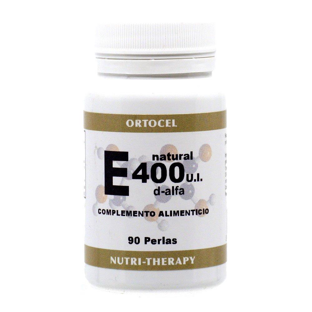 Vitamina E 400 U.I. d-alpha (natural)